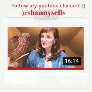 Follow my youtube!